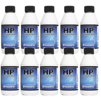 10x Husqvarna HP One Shot 2 stroke Oil 100ml 5440158-05