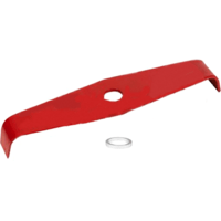 """12"""" Oregon 2 Tooth 3mm Thick Brushcutter Blade"""