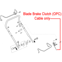 AL-KO Replacement OPC Cable (AK544239)