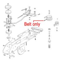 AL-KO Scythe Mower Belt 401416