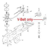 AL-KO Scythe Mower V Belt 401428