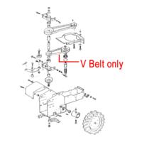 AL-KO Scythe Mower V Belt 407127