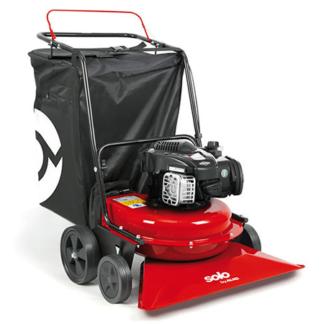 AL-KO Solo 750P Leaf Sweeper & Garden Vacuum