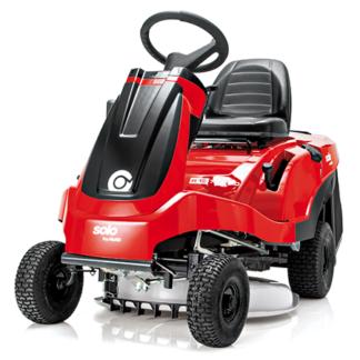 AL-KO Solo R13-72.5 HD Compact Lawn Rider