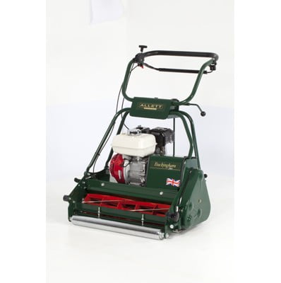 Allett Buckingham 24H s/p 61cm Cylinder Mower Honda 6.5hp GX200 Engine