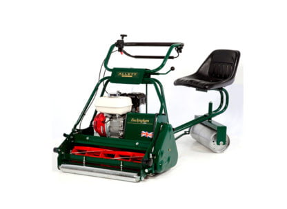 Allett Buckingham 30H s/p 76cm Cylinder Mower Honda 6.5hp GX200 Engine