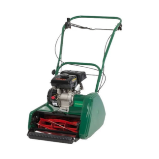 Allett Classic 17L Self Propelled Petrol Cylinder Mower