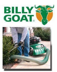 Billy Goat Hose Kit Accessory for Billy Goat KV/TKV Wheeled Vacs
