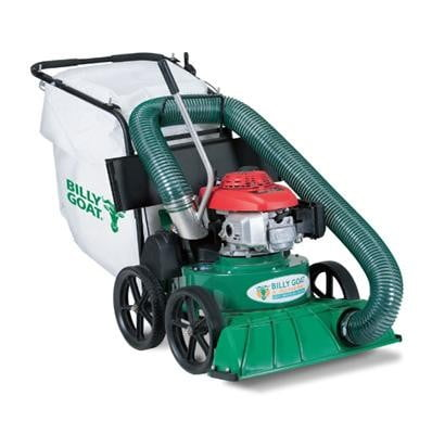 Billy Goat KV601SP - Self Propelled WHEELED VACUUM 6HP, 27""