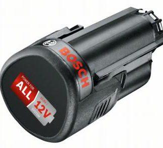 Bosch 12 V Battery - PBA 12V 2.5Ah O-B