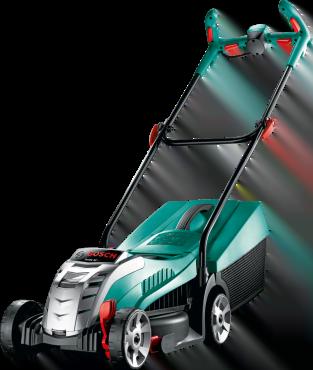 Bosch Rotak 32 LI Ergoflex Cordless Lawnmower