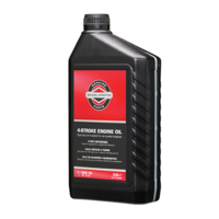 Briggs & Stratton 2L SAE30 Engine Oil BP100008 E