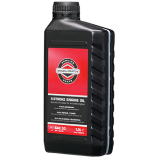 Briggs & Stratton Four Stroke Engine Oil 1 Litre 100007 E