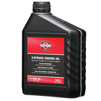 Briggs & Stratton Four Stroke Engine Oil 1.4 Litre 100006 E