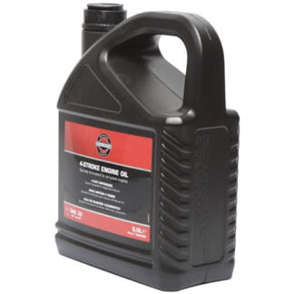 Briggs & Stratton Four Stroke Engine Oil 5 Litre 100009 E