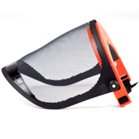 Brushcutter Mesh Face Protection with Rubber Strap