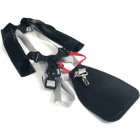 Brushcutter Triple Body Harness