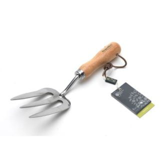 Burgon and Ball Stainless Hand Fork