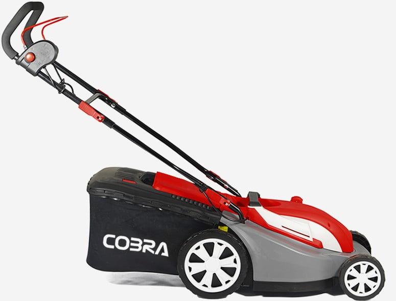 "Cobra GTRM34 13"" Electric Lawn Mower"