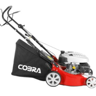 "Cobra M40SPC Self Propelled 16"" Petrol Lawn Mower"