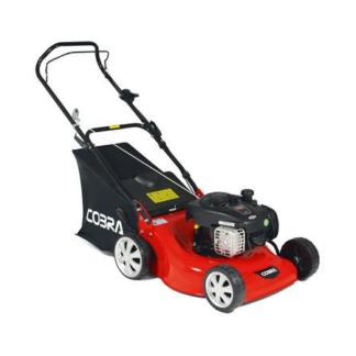 Cobra M46B 46cm Cut Push Petrol Lawn mower