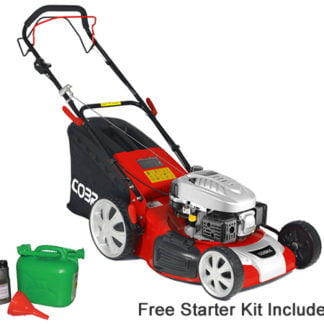 Cobra M51SPC Self-Propelled 4-in1 Petrol Lawn mower