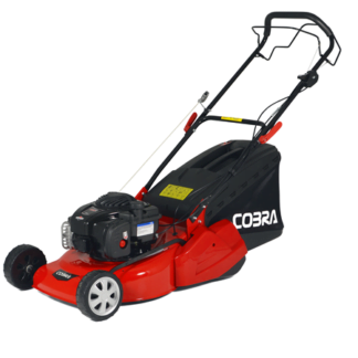Cobra RM46SPB Self Propelled Rear Roller Lawn mower