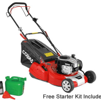 Cobra RM46SPBR Self Propelled Rear Roller Lawn mower