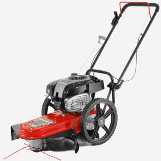 "Cobra WT56B 22"" B&S Powered Wheeled Trimmer"