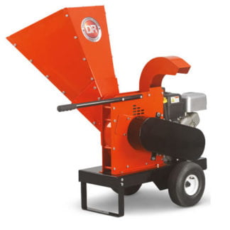 DR Premier B&S 11.50 Rapid Feed Petrol Chipper / Shredder