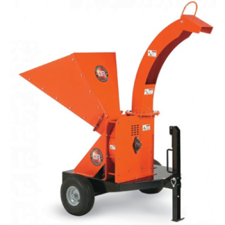 DR Pro B&S 16.50 Rapid Feed Petrol Chipper / Shredder