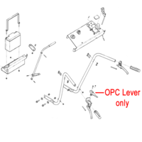 DR Replacement opc Lever and Harness (DR180591)