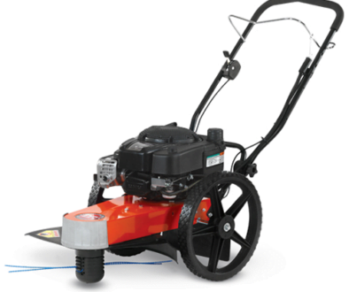 DR TR4 PRO - XL 8.75 PD ES Wheeled Trimmer/Mower