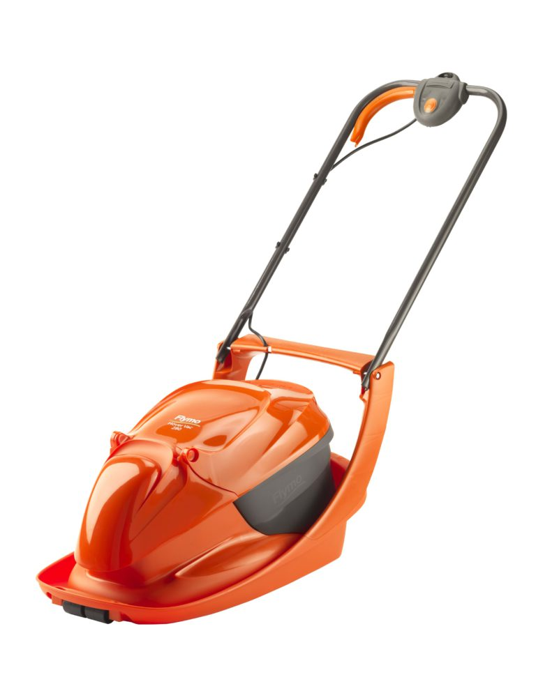 Flymo Hover Vac 280 Electric Hover Collect Mower
