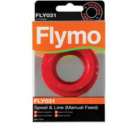Flymo Manual Feed Spool and Line fits Minitrim ET21 p/n 5131060-90/6