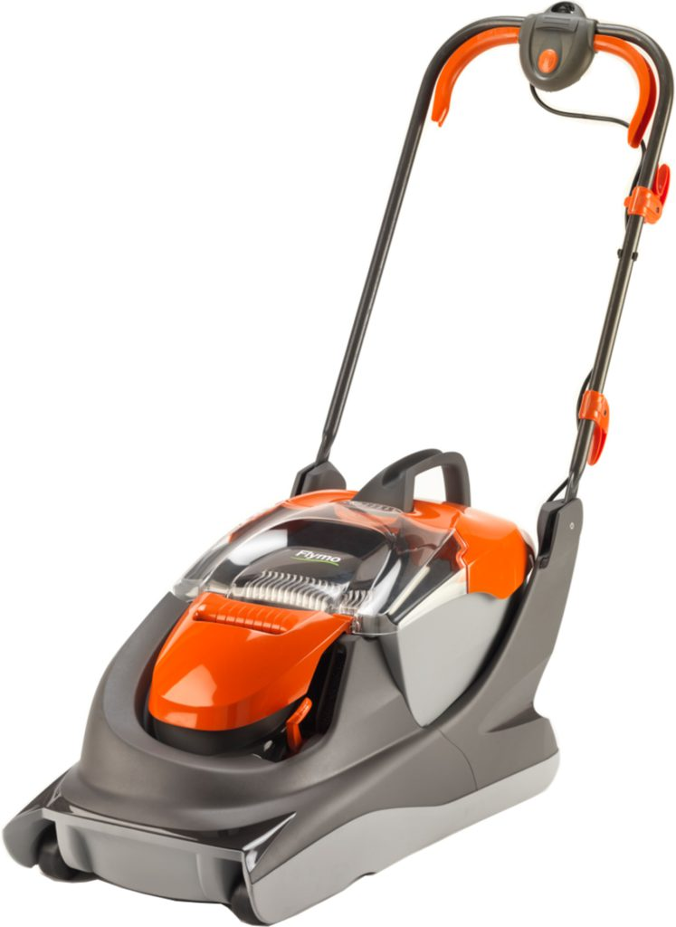 Flymo Ultra Glide Electric Hover Collect Mower