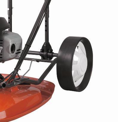 Flymo XL500 Wheelkit Petrol Hover Mower