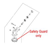 Gardencare Safety Guard (Gear Head) Multi-tool GCBG305.12.4-9