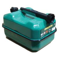 Green 10 Litre Steel Fuel Can