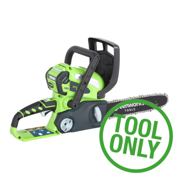 Greenworks G40CS30 40V Chainsaw (Bare Tool)