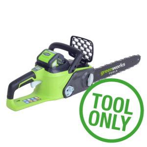 Greenworks GD40CS40 40V brushless chainsaw (Bare Tool)