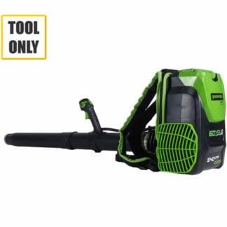 Greenworks GD60BPB 60v Cordless Backpack Blower (Tool only)