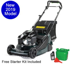 Hayter Harrier 56 Autodrive VS Rear Roller Lawnmower