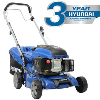 Hyundai Hym430sp Self Propelled 3 In 1 Petrol Lawn Mower