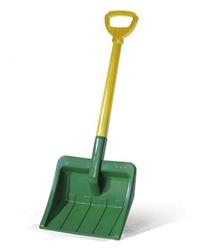 John Deere Green Toy Snow Shovel