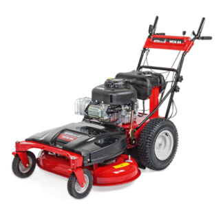 Lawnflite WCM84 33 inch Wide Cut Lawnmower