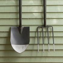 Long Handle Digging Spade & Fork