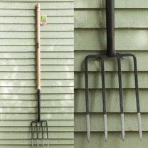Long Handled Digging Fork