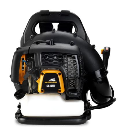 McCulloch GB355BP 46cc Backpack Blower