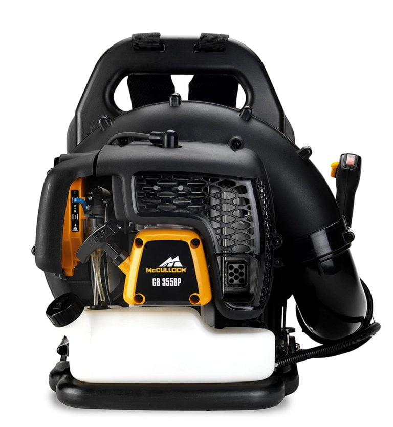 McCulloch GB355BP 46cc Backpack Blower